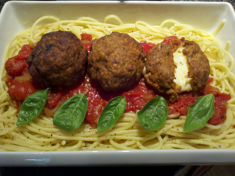 Inside-Out Meatballs